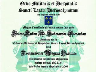 Ordo Militaris et Hospitalis Sancti Lazari Hierosolymitani