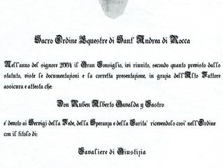 Ordre Équestre Sacré de Saint-André de Rocca