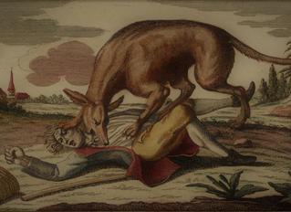 La bête du Gévaudan 1764-1767