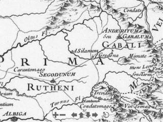 Cartographie: la Famille Royale marque et enregistre ses pas dans les lieux qui étaient son territoi