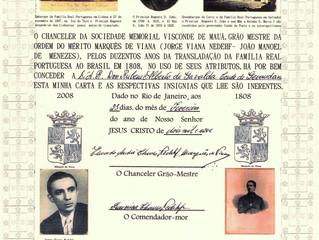Ordre du Mérite Marquis de Viana