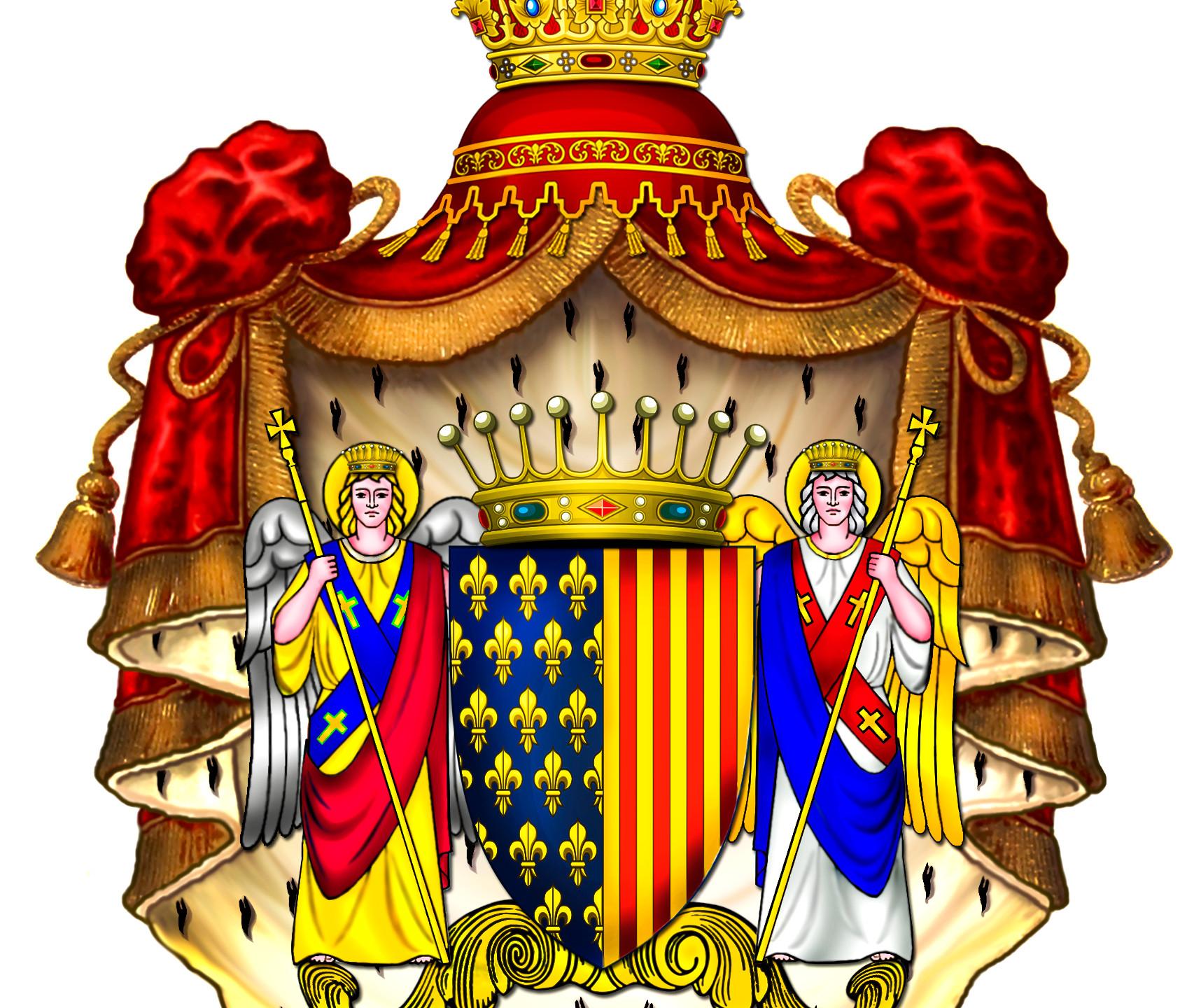 coat of arms HRH Don Ruben
