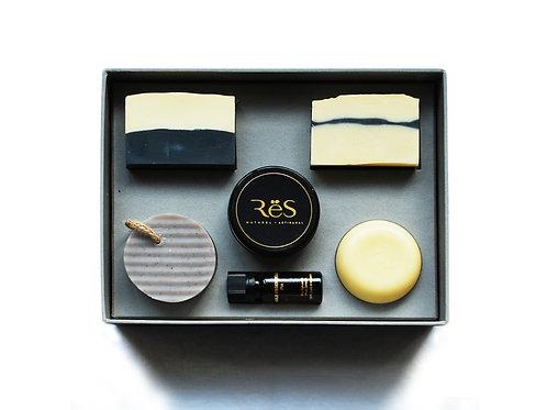 Scots Pine + Honey Wellness Box (XL)