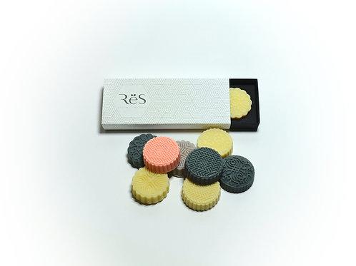 Oriental Lace /Set of 3/