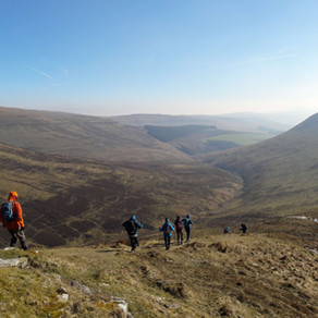 Crickhowell Walking Festival - March 07th to 15th March 2020