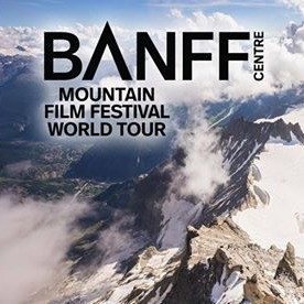 Banff Mountain Film Festival - Brecon, March 13th