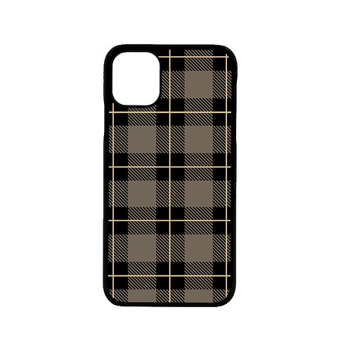 Brown Flannel