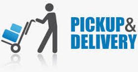 pickup delivery service : บริการรับส่งอุปกรณ์ที่ต้องการซ่อม (เฉพาะในเขตพัทยา)