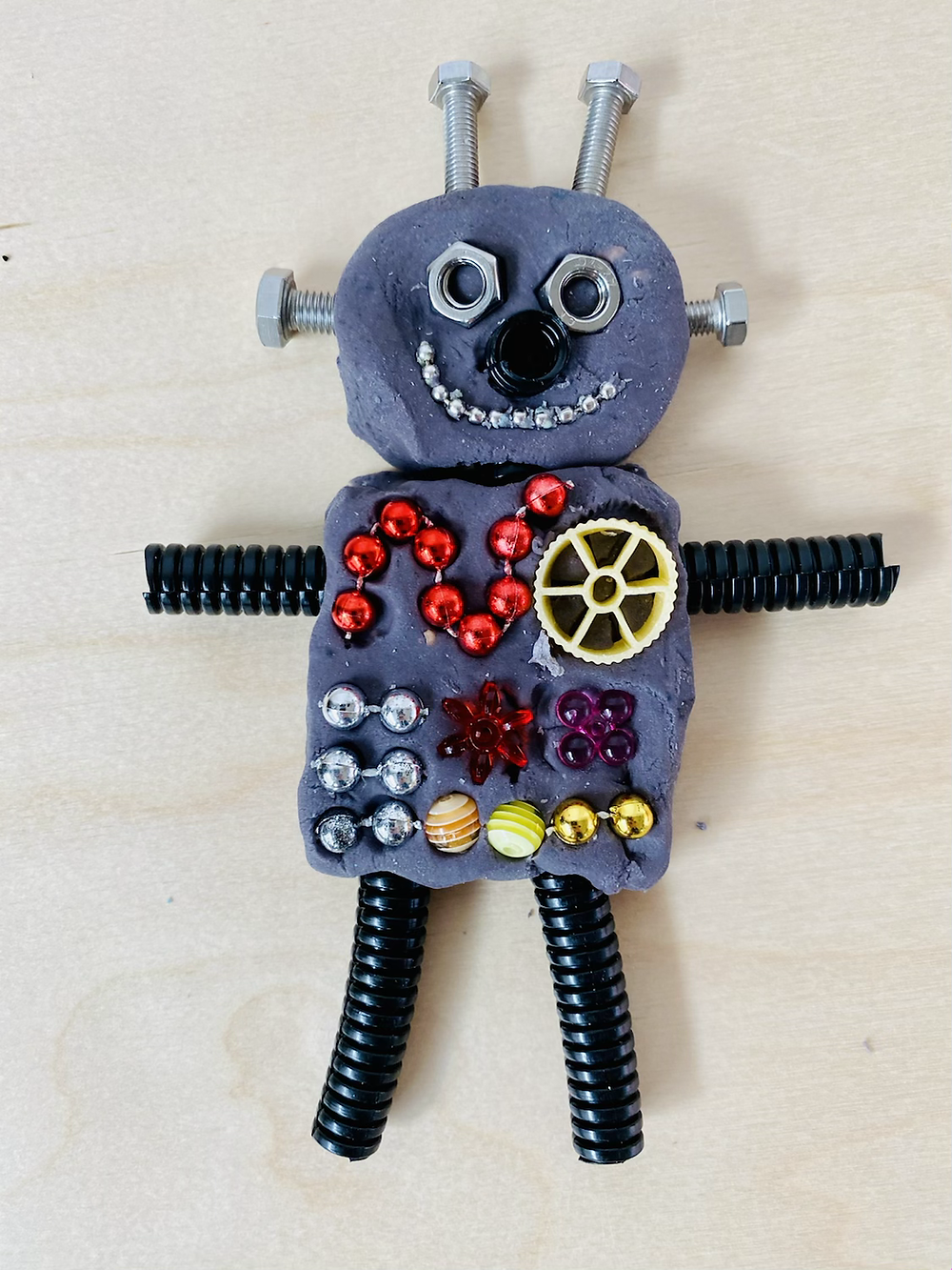 Robot activity kids