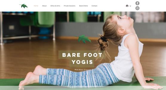 Bare Foot Yogis