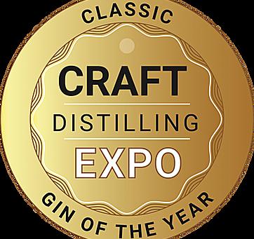 Dartmouth English Gin Wins Craft Distilling 'Gin of the Year 2018'