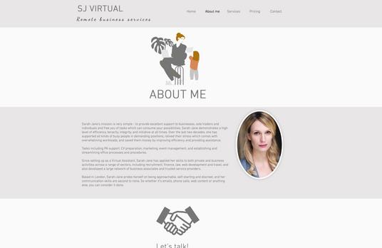 Sarah Jane Virtual Assistant Sarah Jane Virtual Assistant