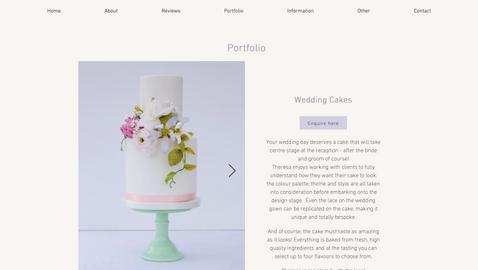 Little flower cake studio