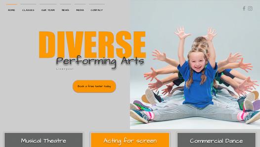 Diverse Performing Arts