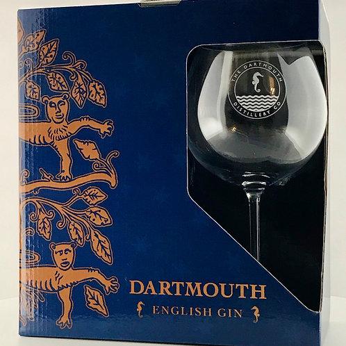 Dartmouth English Gin Copa Glasses