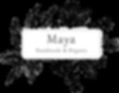 maya skin care logo