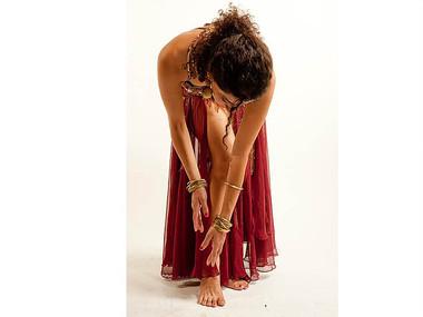 ריקודי בטן לקידום הבריאות