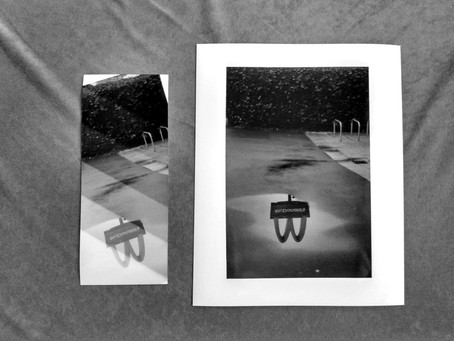 Week 8: My Work Placement - Printing Process