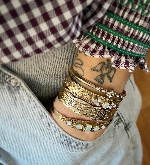 Bracelet IREN ♡ nacre