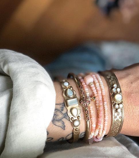 Bracelet SENSI ♡ nacre