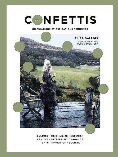 Magazine LES CONFETTIS