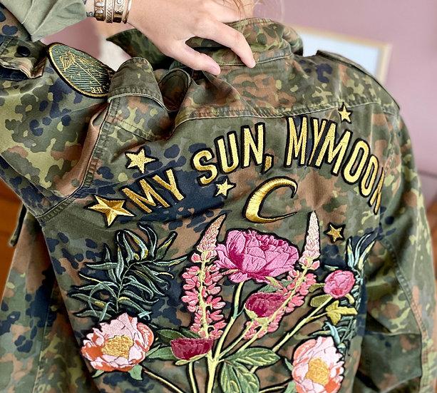 veste MY SUN MY MOON ♡ Denim and bone