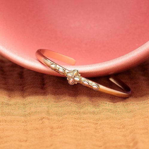 Bracelet FLORA ♡ opale