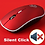 Thumbnail: iMice Wireless Mouse Silent Computer Mouse 1600 DPI
