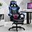 Thumbnail: PC Chair Ergonomic Desk Chair Swivel Bucket Gaming Chair With Lumbar