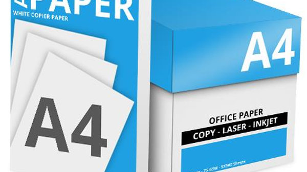 A4 Office Paper 500 Sheets