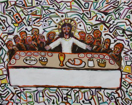 LAST SUPPER JESUS.COM