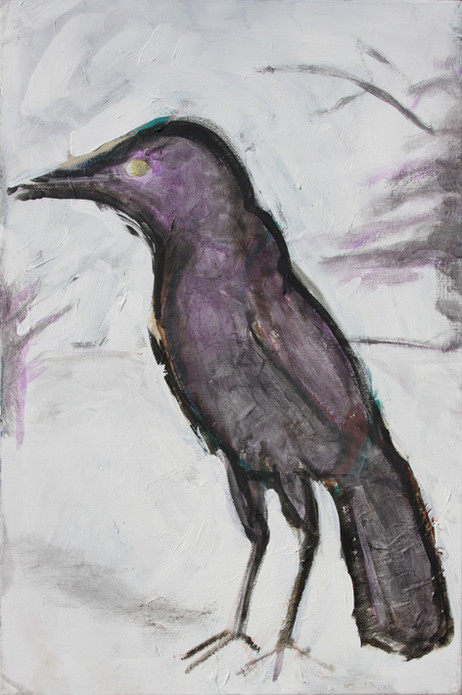 WINTER BIRD 3
