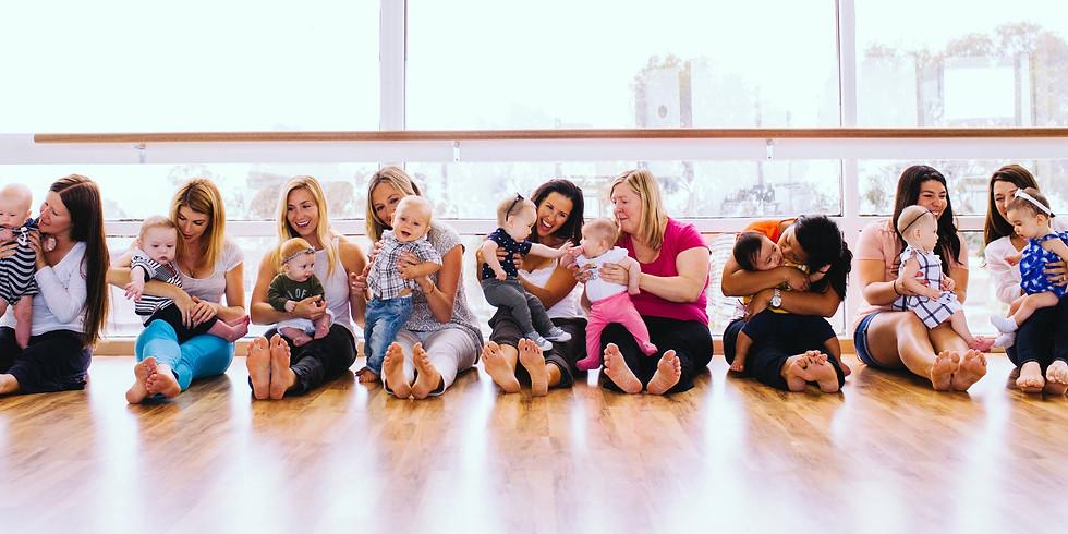PTN Studio - Aug/Sept Newborn Mommy & Me Group