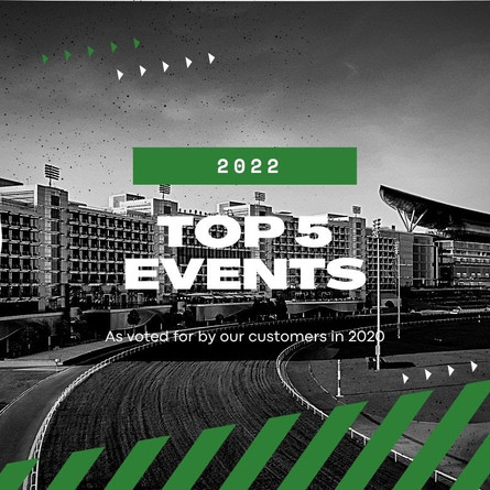 Top 5 Events 2022