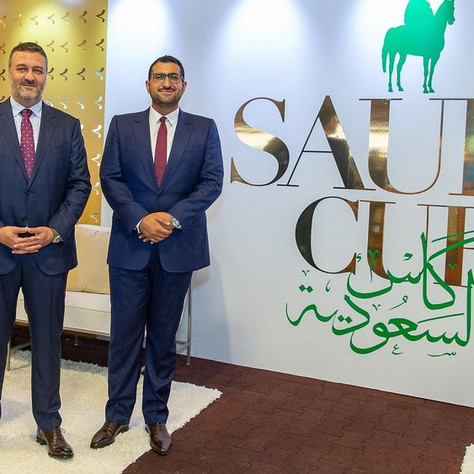 THE SAUDI CUP- THE RICHEST HORSE RACE OF 2020