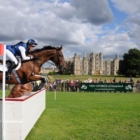 Burghley Horse Trials - Coming Soon...