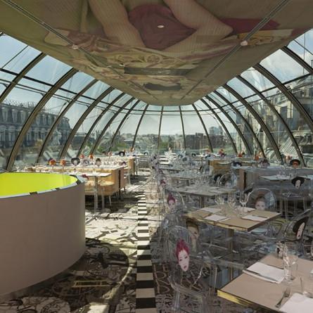 Frankie's Favourite Restaurants - Paris