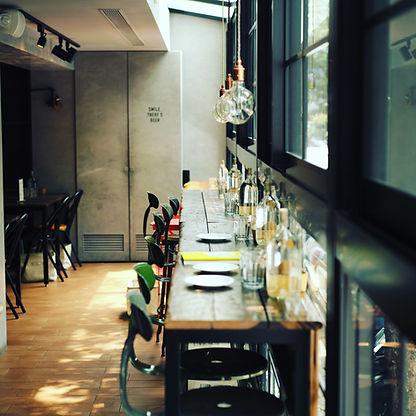 Tabulky Cafe Window