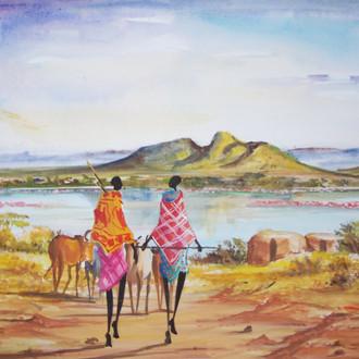 Lake Elementaita Kenya