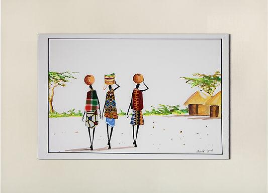 3 Maasai
