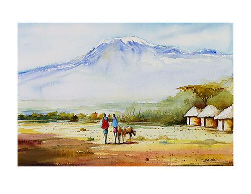 Bomas in Kilimanjaro