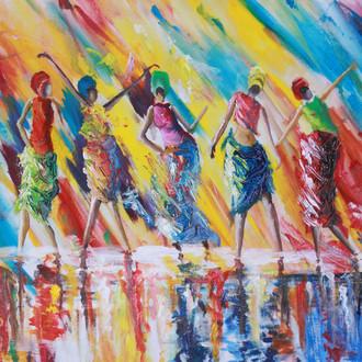 5 Dancers