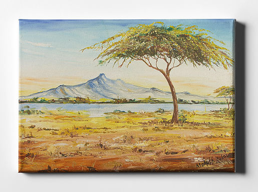 Lake Naivasha Long before Humanity