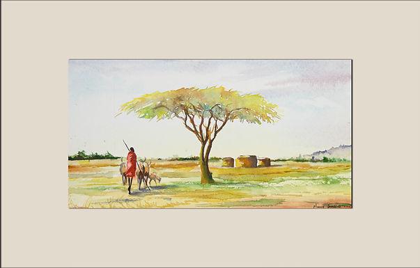 Maasai Naivasha
