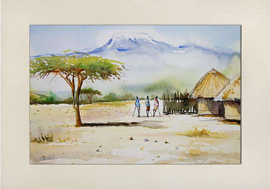 Talks Mt.Kilimanjaro