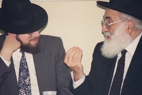 "Watch Online - Pillar of Truth - Inspiring Film on Rav Yaakov Weinberg zt""l"