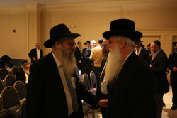 Rabbi Weisbord and Rabbi Goldberger
