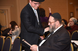 Rabbi Frand and Rabbi Schwartz
