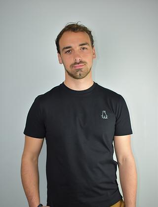 """Tee-shirt unisexe en coton bio """"L'Ours"""""""
