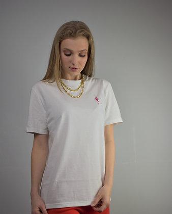 "Tee-shirt unisexe en coton bio ""L'Hippocampe"""